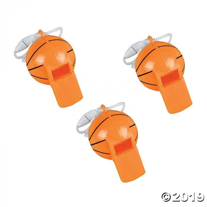 Basketball Whistles (Per Dozen)