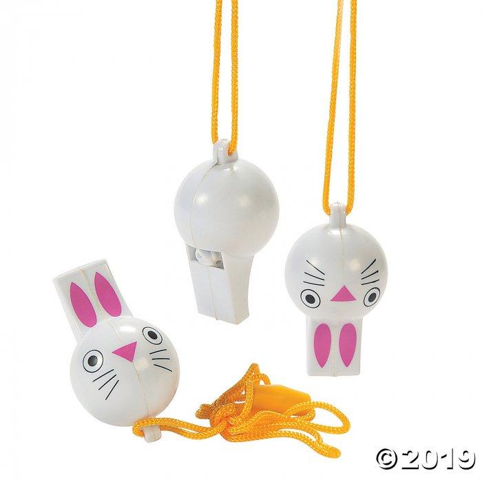 Bunny Whistles (Per Dozen)