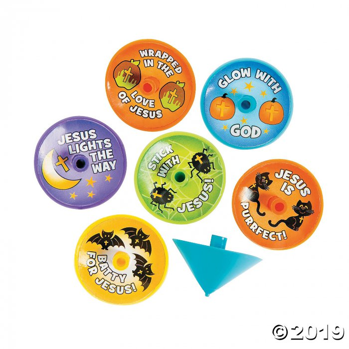 Little Boolievers Mini Spin Tops (144 Piece(s))