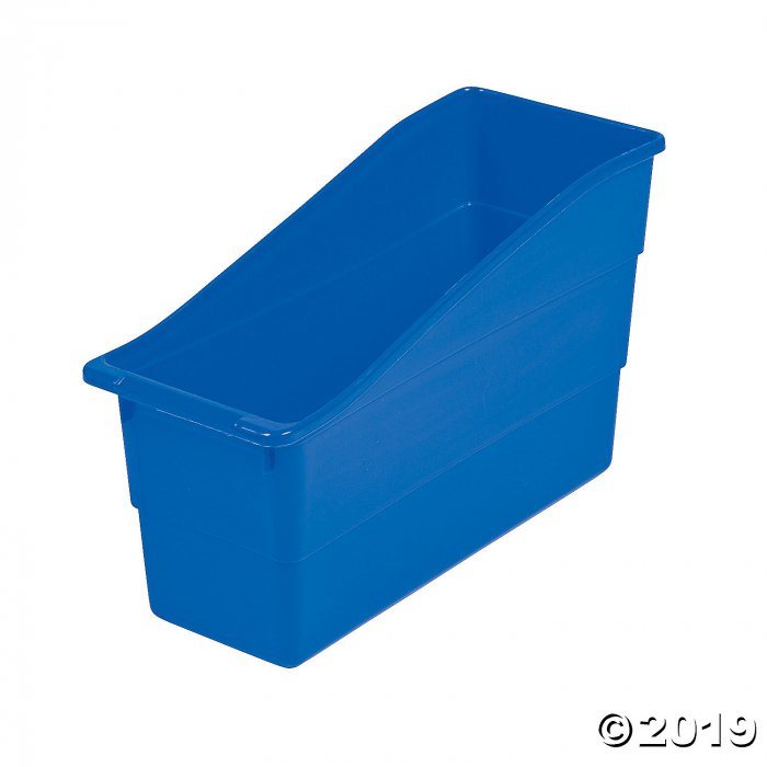 Blue Book Bins (6 Piece(s))