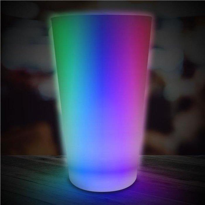 Rainbow LED 16 oz Cup