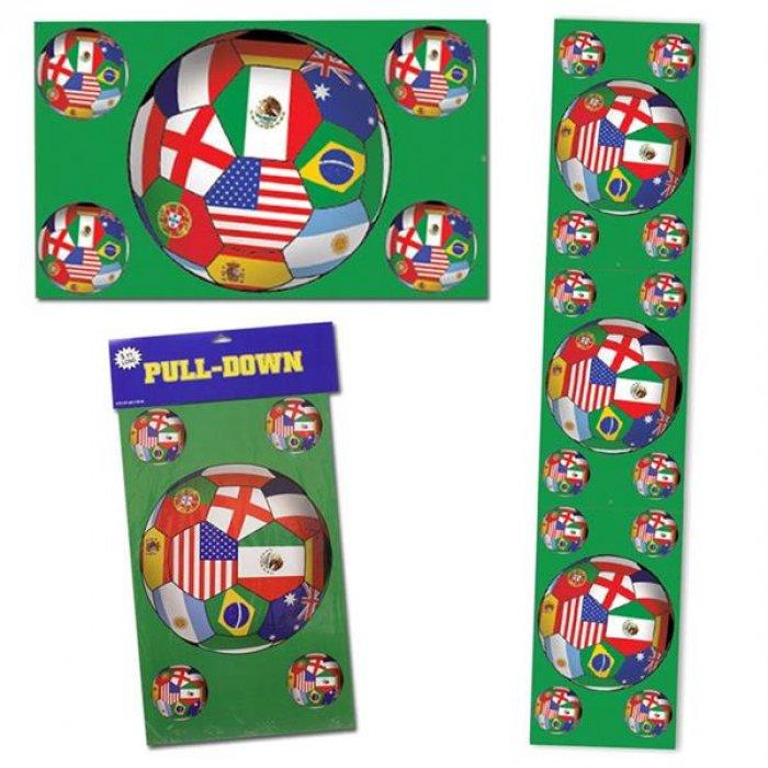 Soccer International Cutout