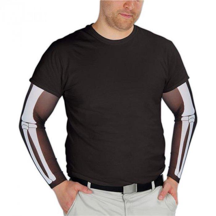 Skeleton Party Sleeves (Per pair)