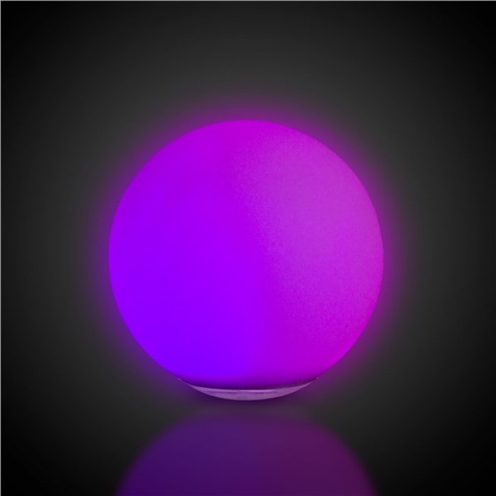 LED Color-Morphing Orb