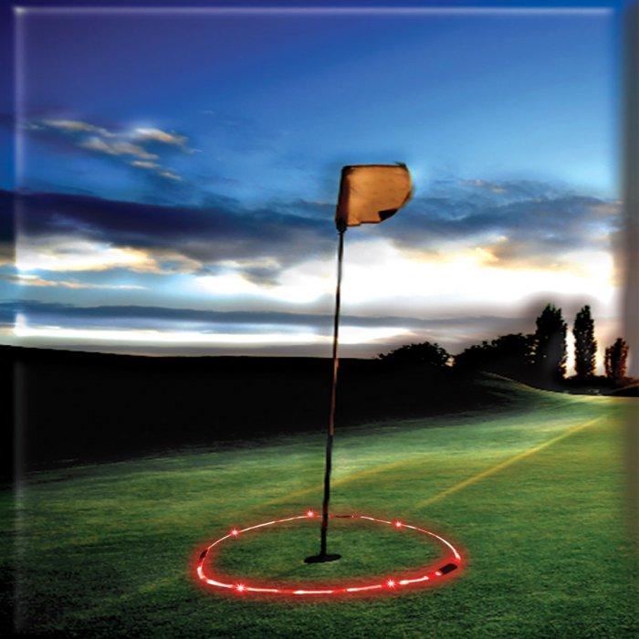 LED Flashing Target Hoop