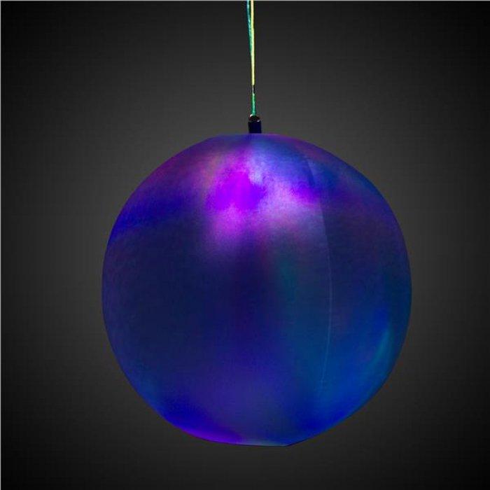 """LED Beach Ball  12"""" Lantern"""