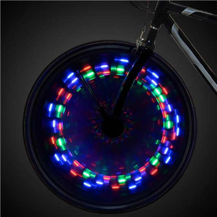 LED Bike Tire Lights (Per 2 pack)