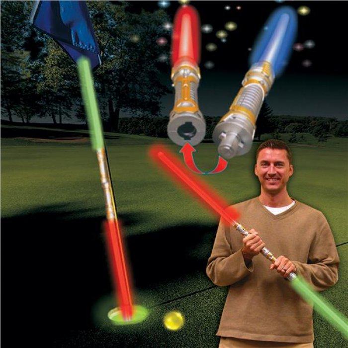 LED Golf Flag Pin Illuminator
