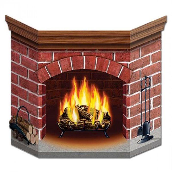 Fireplace Prop