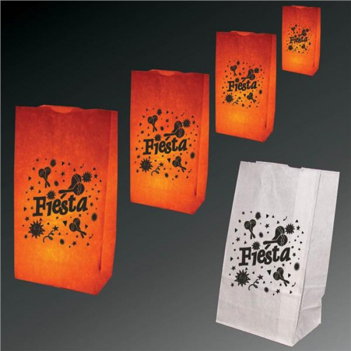 Fiesta Luminary Bags (Per 50 pack)