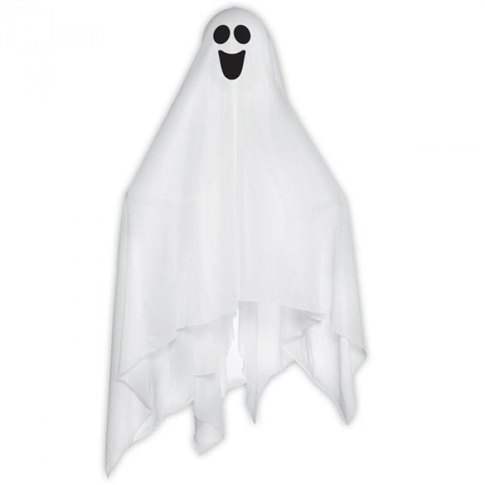 Poseable 3 Ghost Decoration