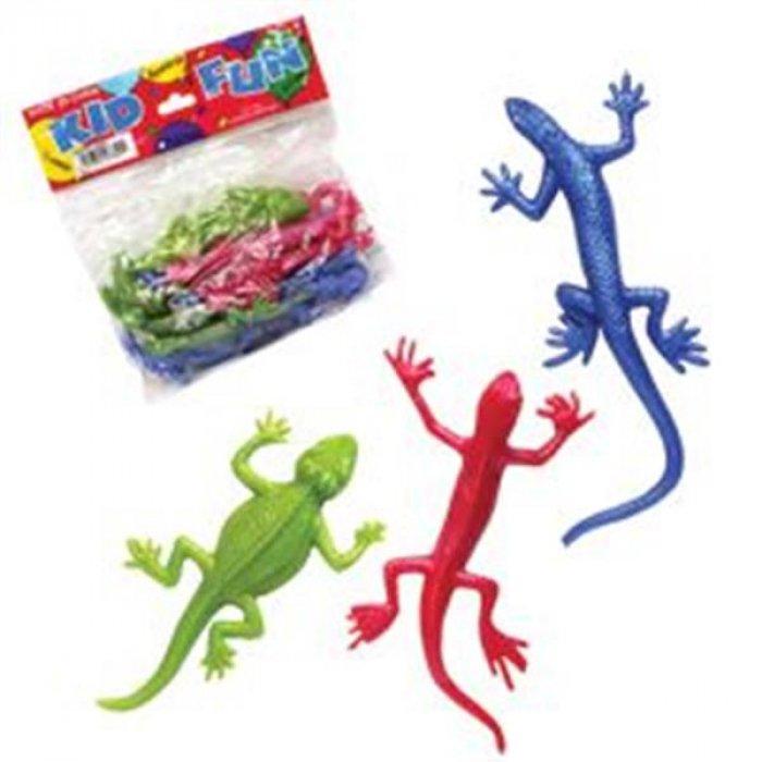 Stretchy Lizards