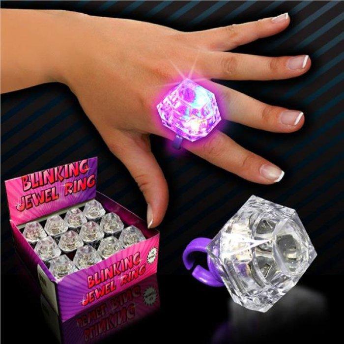 LED Diamond Rings