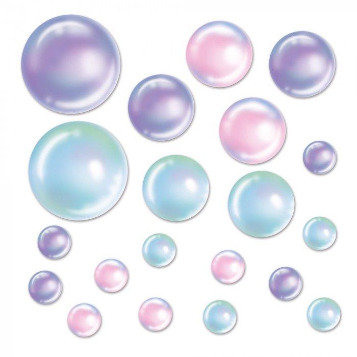 Bubble Cutouts