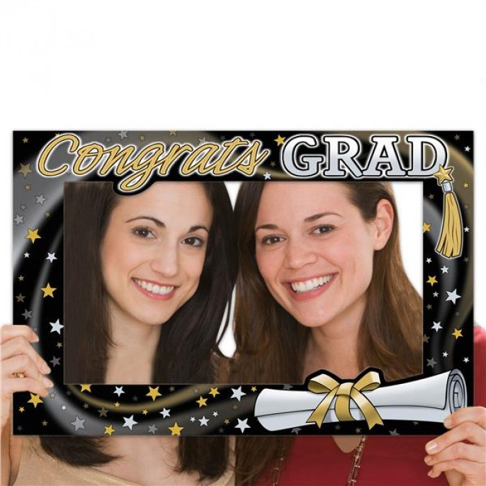 Graduation Photo Booth Frame