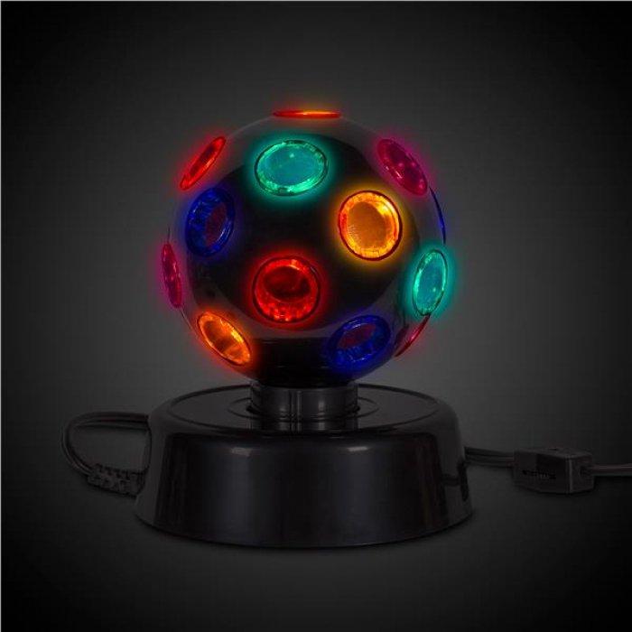 Rotating Disco Light