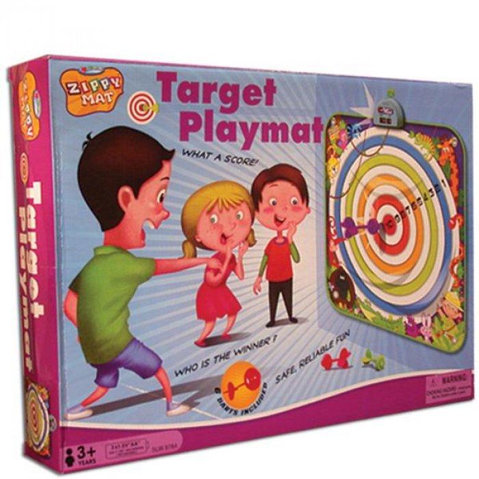 Target Dart Game