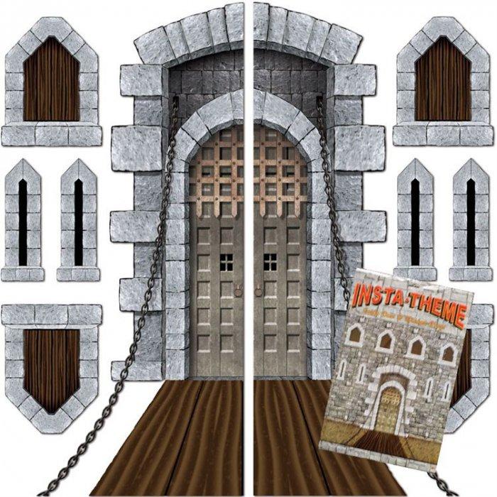 Castle Entrance Props