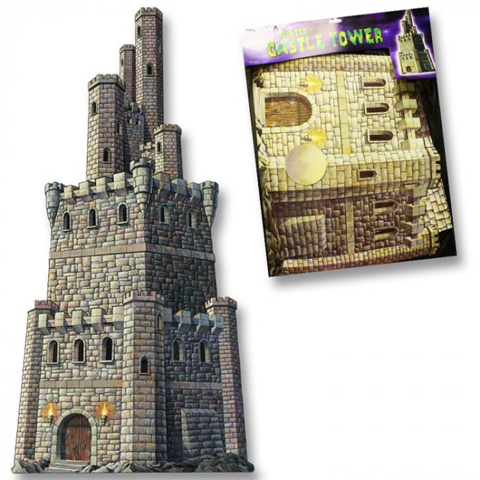 Castle Jointed Cutout - 4 Feet