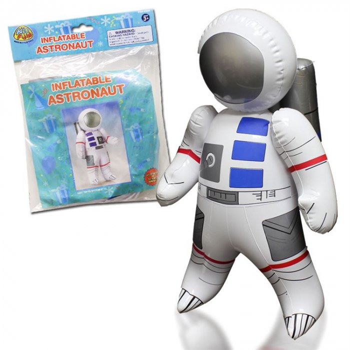 "Inflatable 23"" Astronaut"