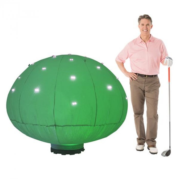 Night Golf LED Dome Target