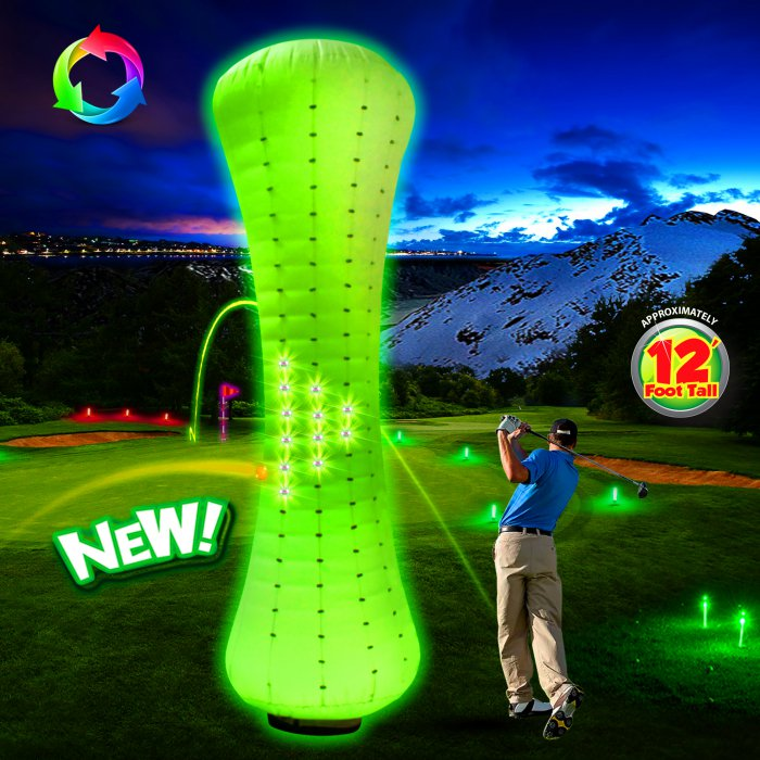 Night Golf LED Tower Target