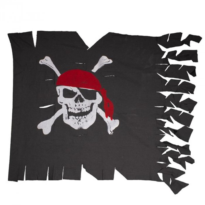"Pirate 40"" Flag"