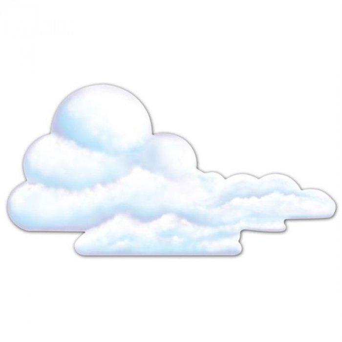 Cloud Cutout Prop