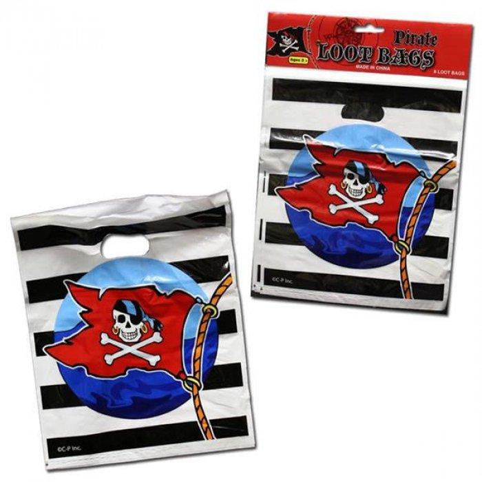 Pirate Loot Bags