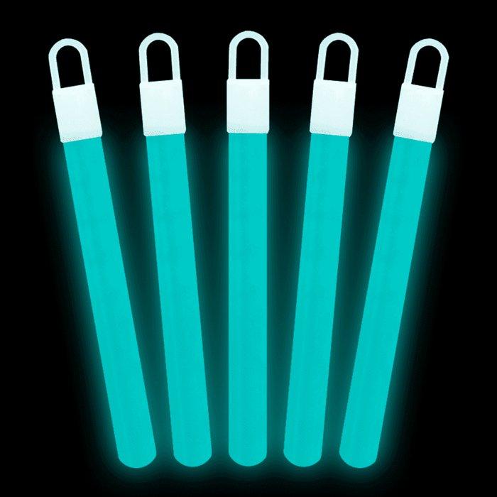 4 Inch Light Sticks - Aqua