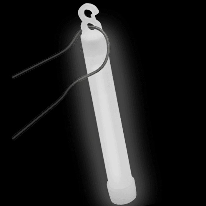 12 Hour Emergency Light Sticks - White