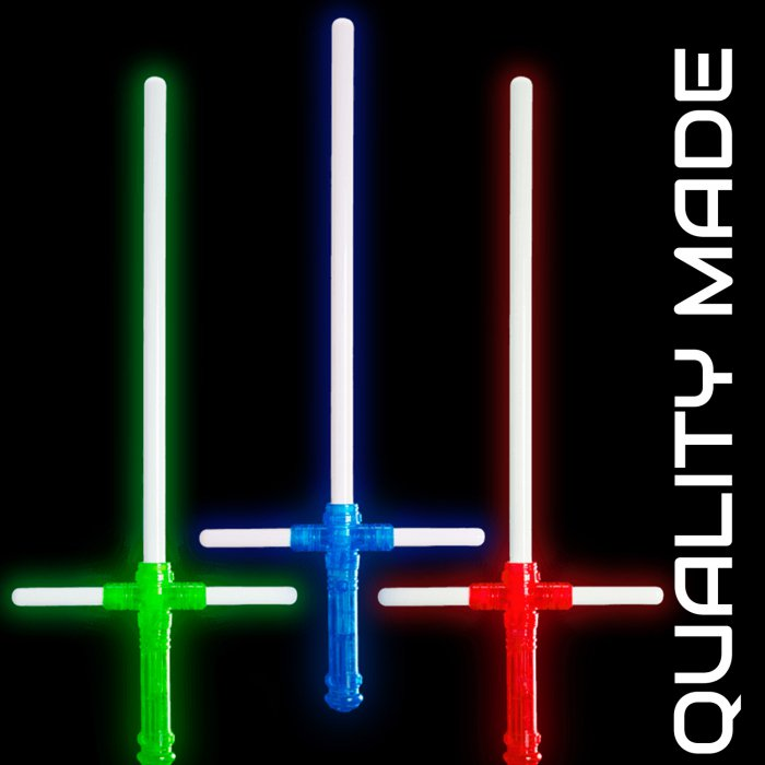 Light-Up Super Swords
