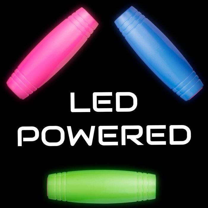 "3"" Light-Up Tumbling Sticks"